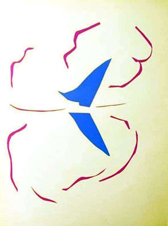 Описание картины Анри Матисса «Лодка»