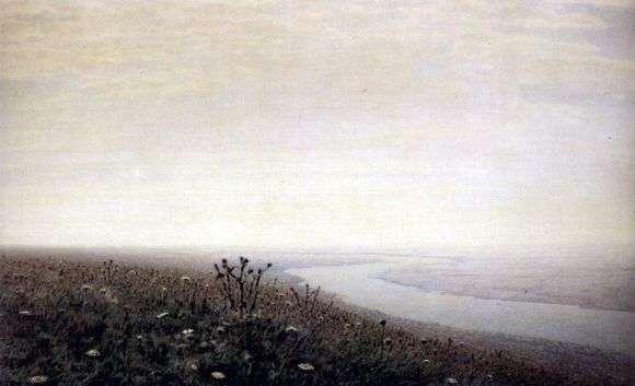 Описание картины Архипа Куинджи «Днепр утром»