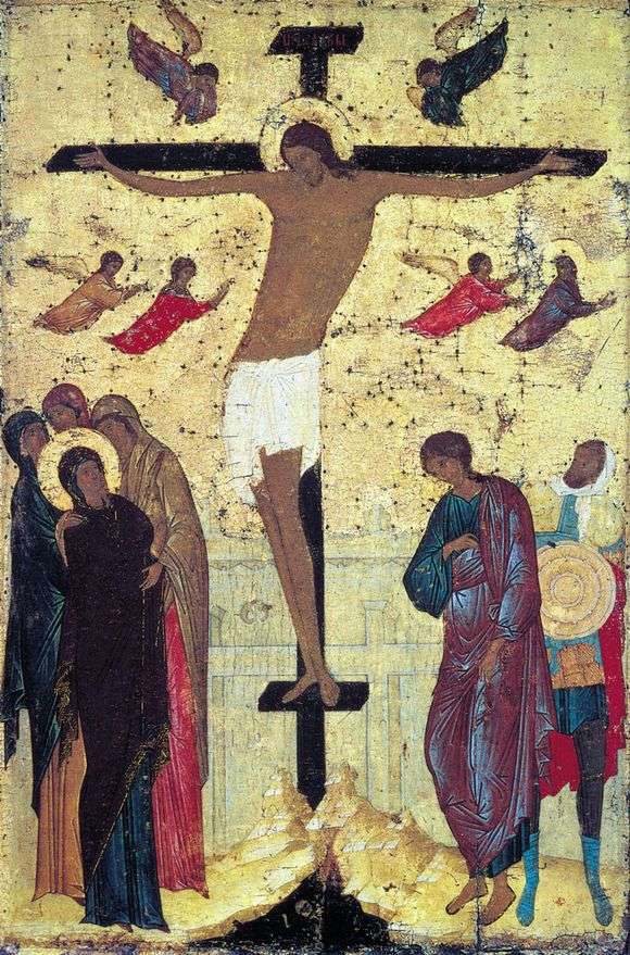 Описание Иконы Дионисия «Распятие»