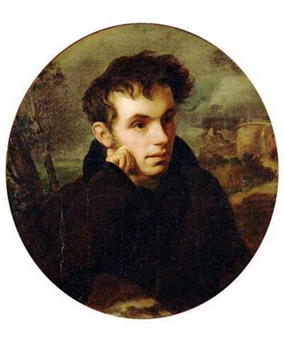 Описание картины Ореста Кипренского «Портрет Жуковского»