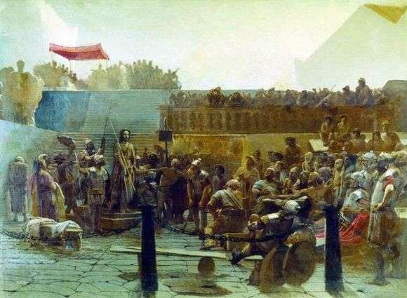 Описание картины Ивана Крамского «Хохот»