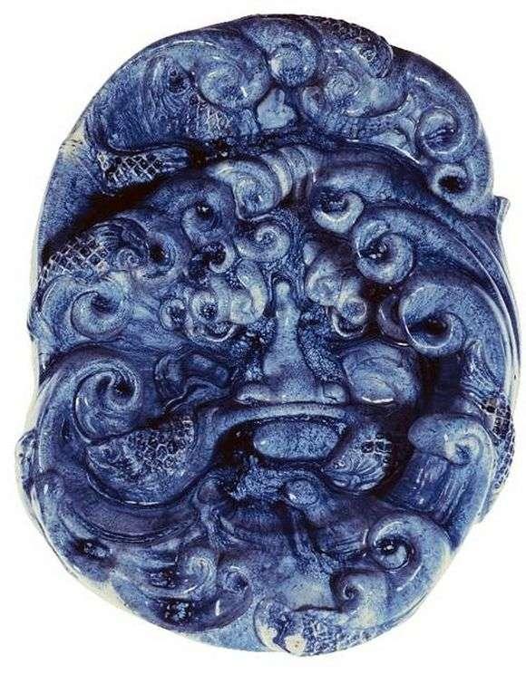Описание картины Михаила Врубеля «Морской царь»