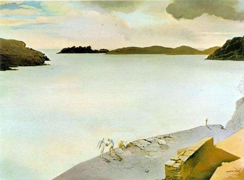 Описание картины Сальвадора Дали «Пейзаж Порт Льигате»