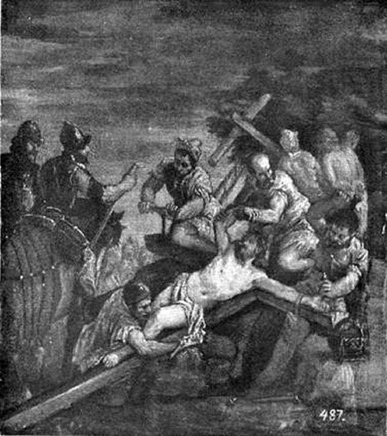 Описание картины Паоло Веронезе «Распятие»