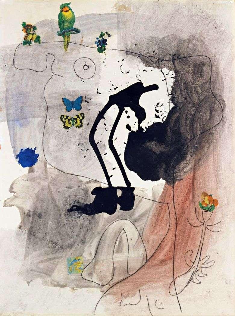 Описание серии картин Жоана Миро «Метаморфоза»