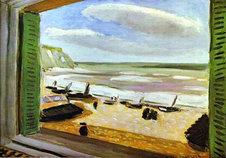 Описание картин Анри Матисса «Открытое окно»