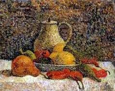 Описание картины Поля Гогена «Натюрморт»