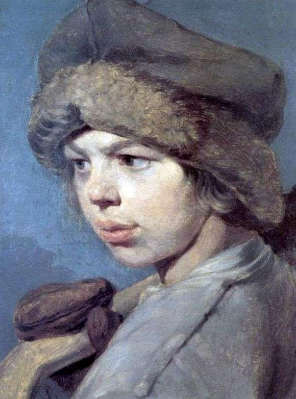 Описание картины Алексея Венецианова «Захарка»