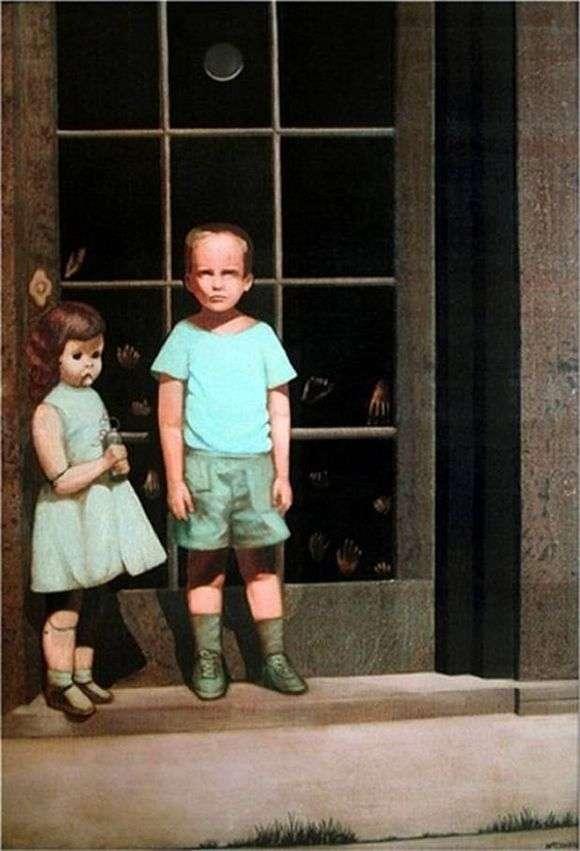 Описание Билла Стоунхэма «Руки противятся ему»
