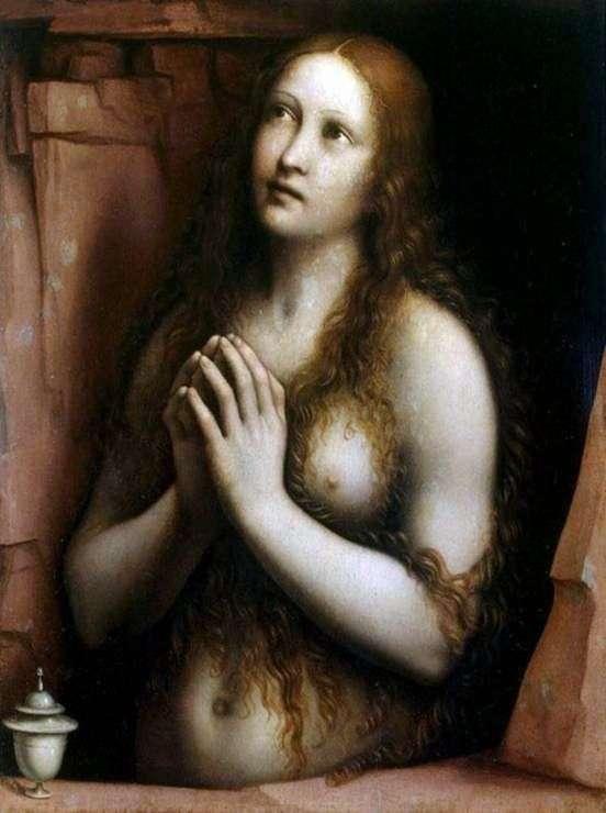 Описание картины Джампетрино «Кающаяся Мария Магдалина»