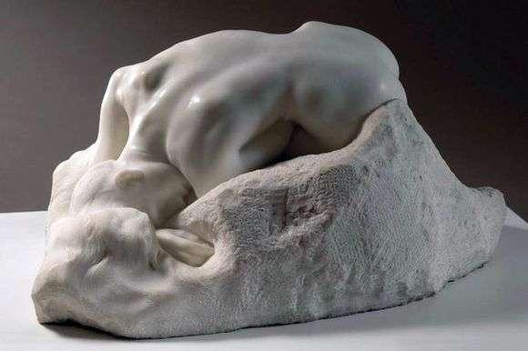 Описание скульптуры Франсуа Родена «Данаида»