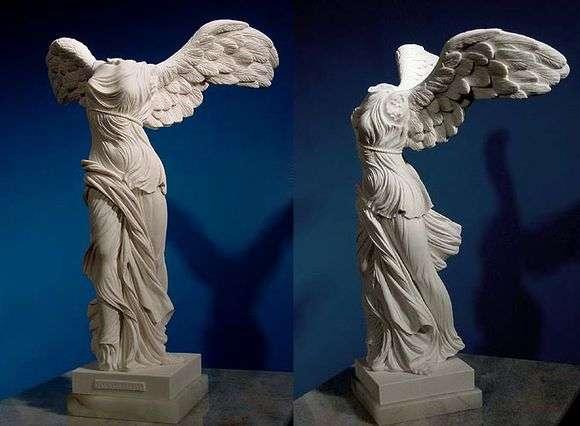 Описание скульптуры «Ника Самофракийская»