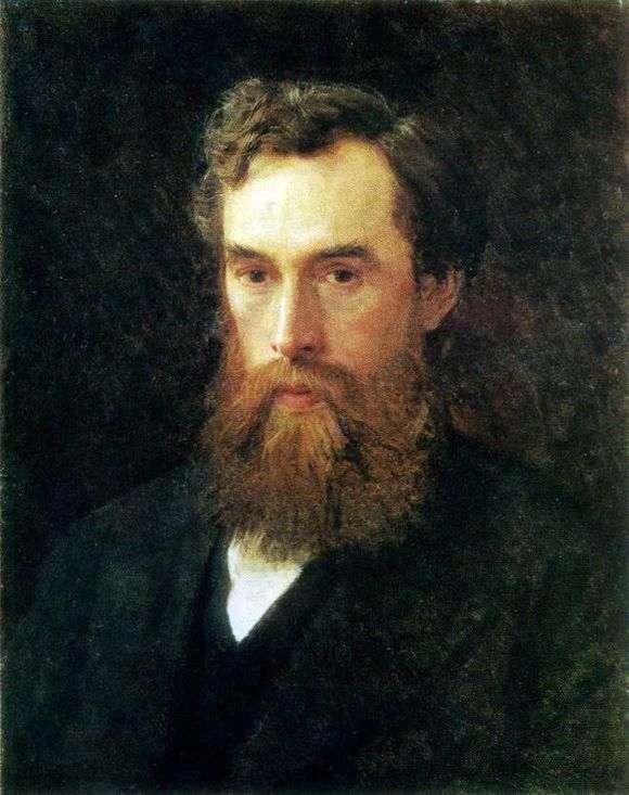 Описание картины Ивана Крамского «Портрет П. М. Третьякова»