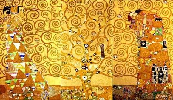 Описание картины Густава Климта «Ожидание»