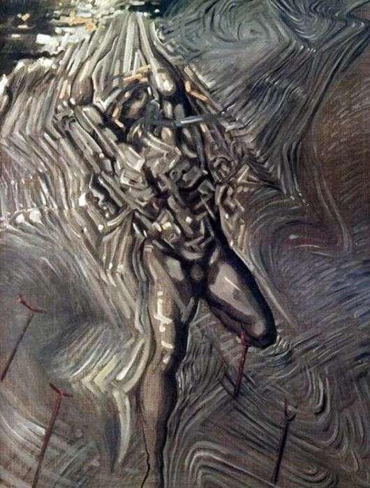 Описание картины Сальвадора Дали «Мученик»