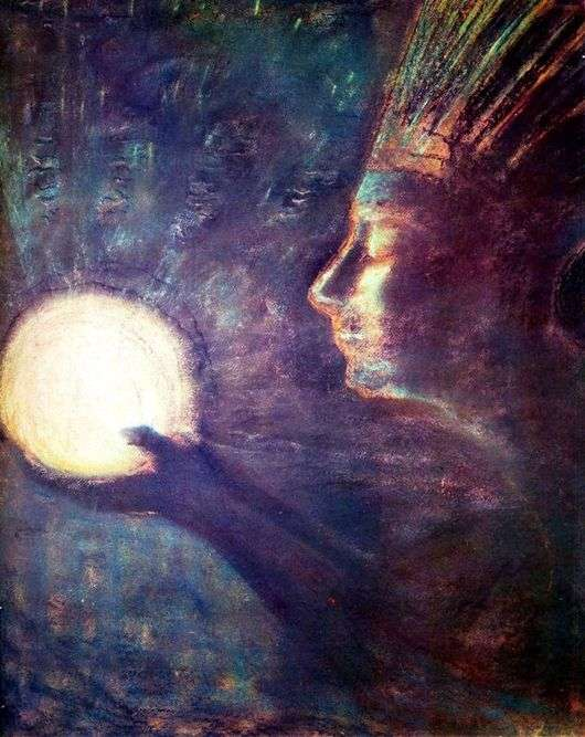 Описание картины Микалоюса Чюрлениса «Дружба»