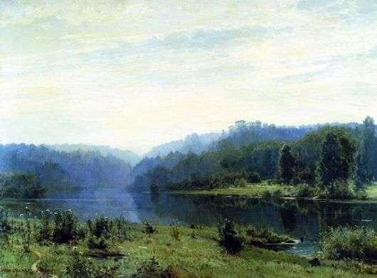 Описание картины Ивана Шишкина «Туманное утро»