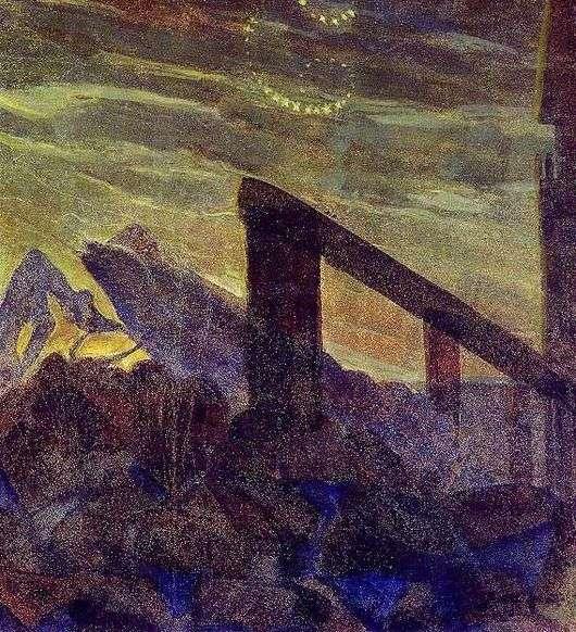 Описание серии картин Микалоюса Константинаса Чюрлёниса «Знаки зодиака»