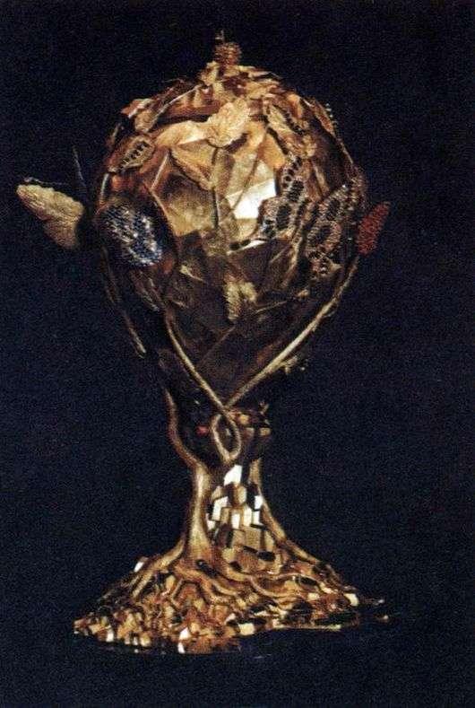 Описание картины Сальвадора Дали «Чаша жизни»