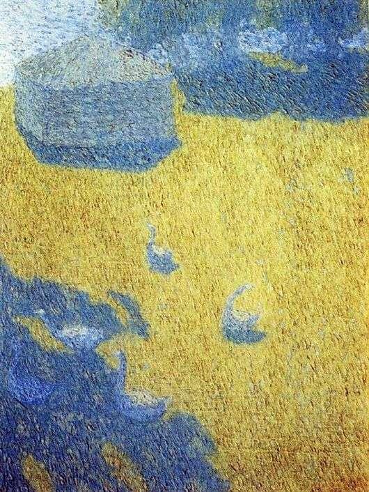 Описание картины Николая Крымова «Под солнцем»