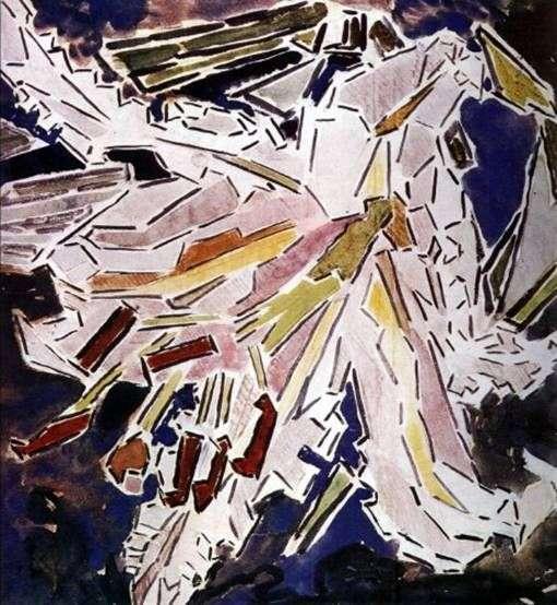 Описание картины Михаила Врубеля «Лилия»