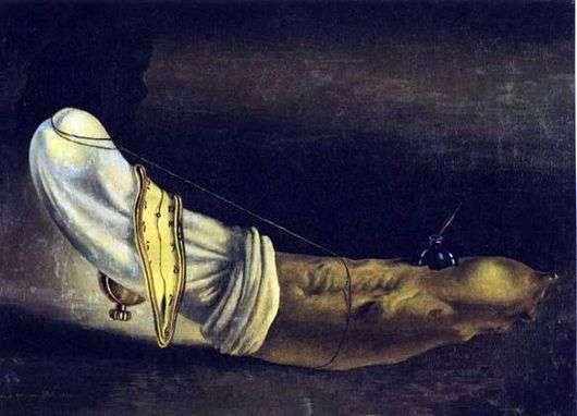 Описание картины Сальвадора Дали «Антропоморфный хлеб»