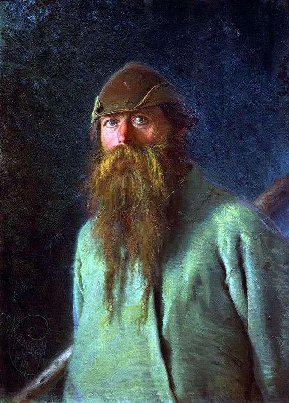 Описание картины Ивана Крамского «Полесовщик»