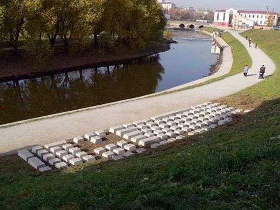 Описание памятника клавиатуре в Екатеринбурге