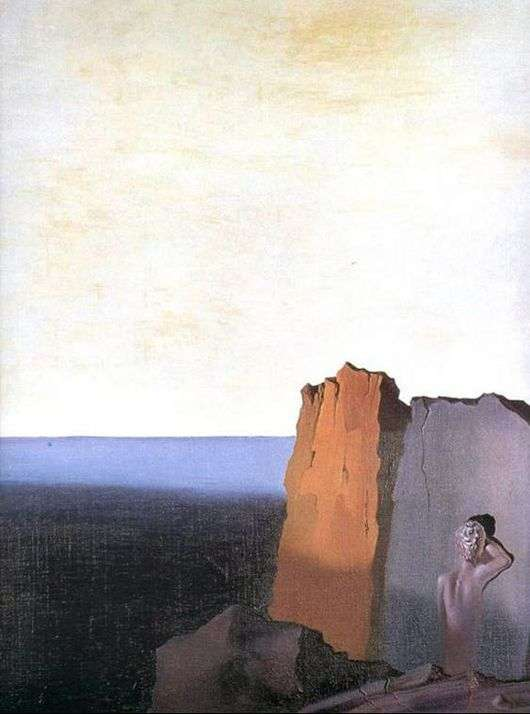 Описание картины Сальвадора Дали «Одиночество»