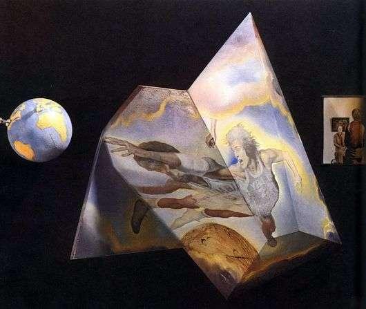 Описание картины Сальвадора Дали «Многогранник»