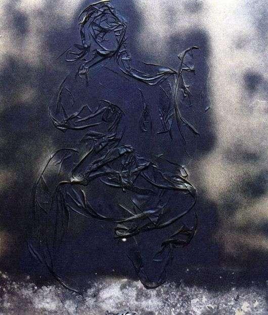 Описание картины Сальвадора Дали «Араб»