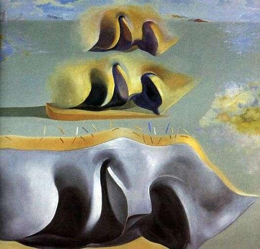 Описание картины Сальвадора Дали «Три загадки»
